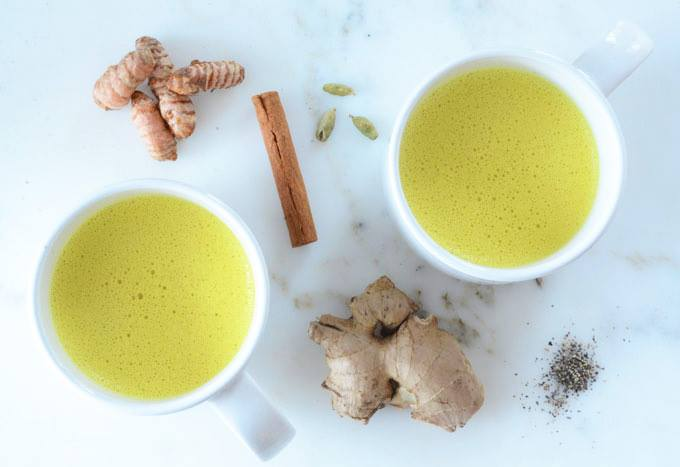 Image Golden Milk - Health Blog Tunbridge Wells