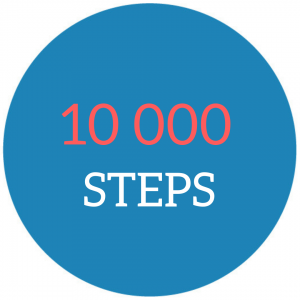 10 000 Step Daily Challenge