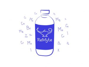 Liquid ionic minerals Remyte